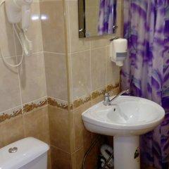 Гостевой дом Теплый номерок ванная фото 2