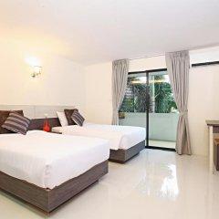 The Zen Hotel Pattaya 3* Номер Делюкс с различными типами кроватей