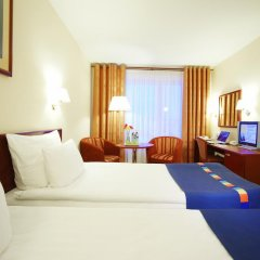 Гостиница Park Inn by Radisson Poliarnie Zori, Murmansk 3* Стандартный номер разные типы кроватей фото 3