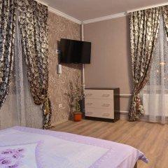 Мини-Отель Солнечная Долина Номер категории Эконом с различными типами кроватей фото 4