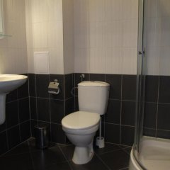 Отель Aparthotel Cote D'Azure 3* Студия Эконом с различными типами кроватей фото 17
