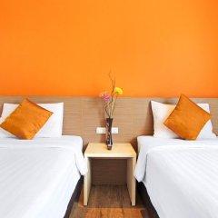 Отель D Varee Xpress Makkasan 3* Стандартный номер фото 16