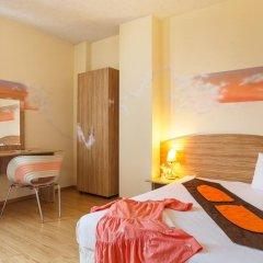 Art Hotel Simona 3* Стандартный номер с разными типами кроватей фото 5