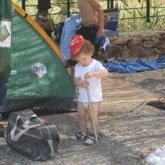 Azmakbasi Camping Турция, Атакой - отзывы, цены и фото номеров - забронировать отель Azmakbasi Camping онлайн приотельная территория фото 2