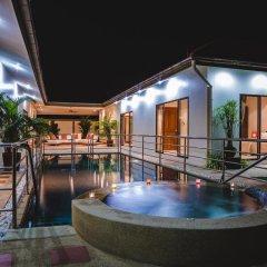 Отель Villa Tortuga Pattaya 4* Вилла Делюкс с различными типами кроватей фото 10