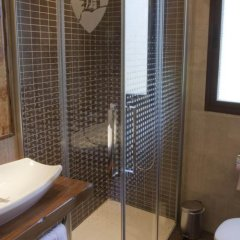 Hotel La Brasa ванная фото 2