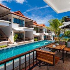 Отель Simple Life Cliff View Resort 3* Улучшенный номер с различными типами кроватей фото 14