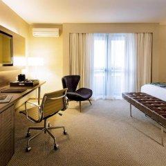 Отель Radisson Blu São Paulo 3* Улучшенный номер с различными типами кроватей фото 4