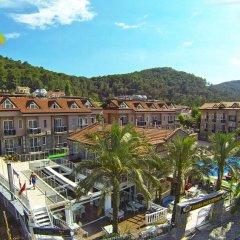 Flora Palm Resort Турция, Олудениз - отзывы, цены и фото номеров - забронировать отель Flora Palm Resort онлайн балкон