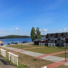 Отель Saimaa Resort Marina Villas Финляндия, Лаппеэнранта - отзывы, цены и фото номеров - забронировать отель Saimaa Resort Marina Villas онлайн спортивное сооружение