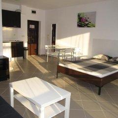 Отель Aparthotel Cote D'Azure 3* Студия Эконом с различными типами кроватей фото 5