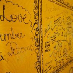 Отель Amber Rooms интерьер отеля фото 2