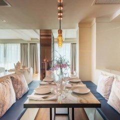 A-One The Royal Cruise Hotel Pattaya 4* Люкс с различными типами кроватей фото 5