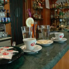 Hotel Ristorante Verna Ортона гостиничный бар