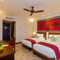 Hoi An River Town Hotel 4* Номер Делюкс с различными типами кроватей фото 8
