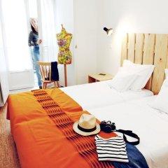 Отель Hall Chiado 4* Стандартный номер с различными типами кроватей фото 8