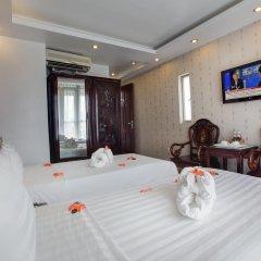 Отель Hanoi 3B 3* Номер Делюкс фото 8