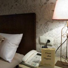 Hotel Rústico Casa das Veigas 2* Стандартный номер с различными типами кроватей фото 12