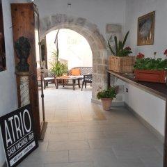 Отель Atrio B&B Сиракуза интерьер отеля