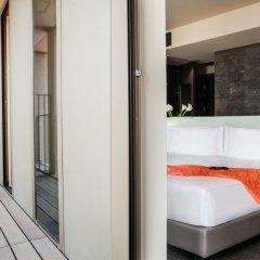 Hotel Glam Milano 4* Улучшенный номер с различными типами кроватей фото 2