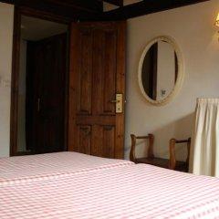 Отель Hosteria La Antigua Потес удобства в номере
