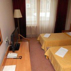 Бизнес-отель Богемия Стандартный номер с различными типами кроватей фото 11