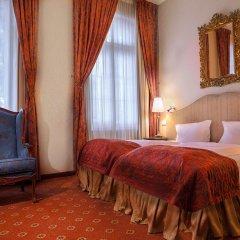 Savigny Hotel Frankfurt City 4* Стандартный номер с различными типами кроватей
