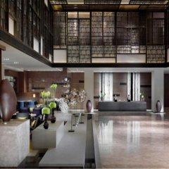 Отель Hyatt Regency Tianjin East интерьер отеля