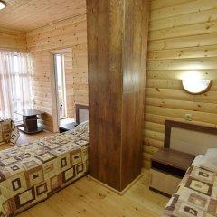 Гостиница Guest house na Kollektivnoi 121 сауна