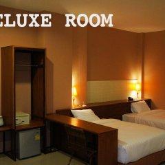 Отель The Chalet Panwa & The Pixel Residence 3* Номер Делюкс с различными типами кроватей фото 7