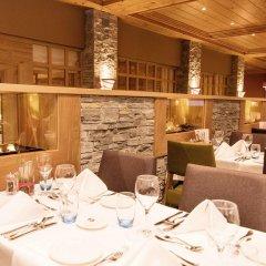 Отель Sunstar Hotel Davos Швейцария, Давос - отзывы, цены и фото номеров - забронировать отель Sunstar Hotel Davos онлайн питание фото 3