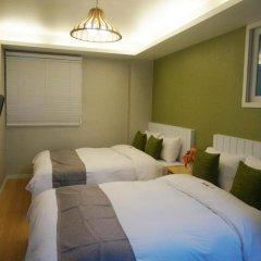 Hotel QB Seoul Dongdaemun 2* Номер категории Эконом с различными типами кроватей фото 2