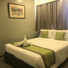 Cebu R Hotel - Capitol 3* Улучшенный номер с различными типами кроватей фото 2
