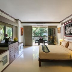 Апартаменты Karon View Apartments комната для гостей фото 3