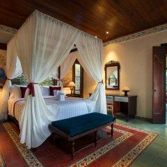 Отель Dwaraka The Royal Villas 4* Люкс Royal с различными типами кроватей фото 10