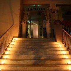 Hotel Camelia Римини интерьер отеля
