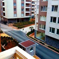 Апартаменты Studio Zornitsa Burgas балкон