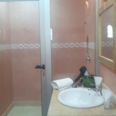 Отель Kasbah Sirocco Марокко, Загора - отзывы, цены и фото номеров - забронировать отель Kasbah Sirocco онлайн ванная