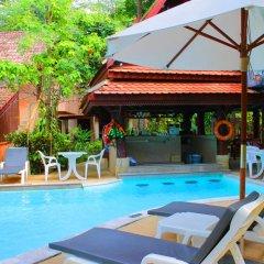 Отель Deevana Krabi Resort Adults Only бассейн фото 2