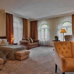 Grand Hotel Stamary Wellness & Spa 4* Номер Делюкс с различными типами кроватей фото 6