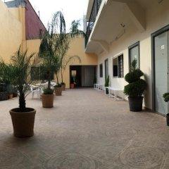 Отель Hostal Centro Historico Oasis 2* Кровать в общем номере фото 6