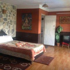 Отель Snow View Mountain Resort Непал, Дхуликхел - отзывы, цены и фото номеров - забронировать отель Snow View Mountain Resort онлайн комната для гостей фото 3