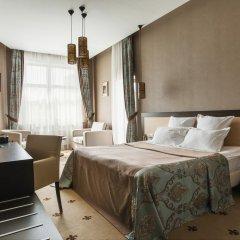 Арк Палас Отель 4* Улучшенный номер фото 6