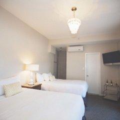 Отель Beverly Terrace США, Беверли Хиллс - 2 отзыва об отеле, цены и фото номеров - забронировать отель Beverly Terrace онлайн комната для гостей фото 4