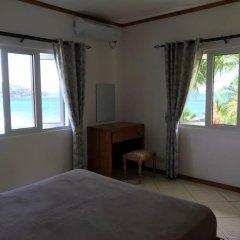 Отель Sailfish Beach Villas 3* Вилла с различными типами кроватей фото 15