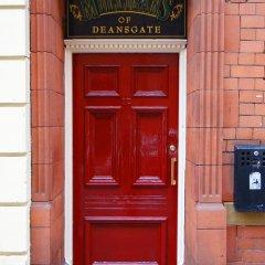 Отель Mulligans of Deansgate Стандартный номер с двуспальной кроватью фото 14