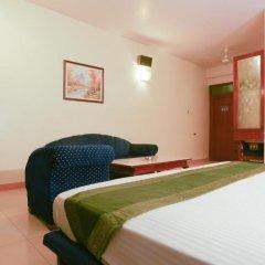 Hotel Natraj 3* Стандартный номер с различными типами кроватей