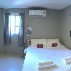 Отель Wanmai Herb Garden 3* Стандартный номер с различными типами кроватей фото 10