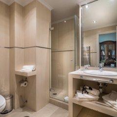 Отель Apartamentos Las Brisas Испания, Сантандер - отзывы, цены и фото номеров - забронировать отель Apartamentos Las Brisas онлайн ванная фото 2