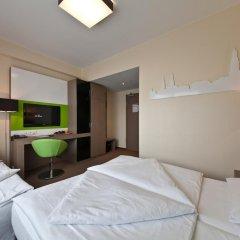 Novum Style Hotel Hamburg Centrum 4* Стандартный номер фото 2